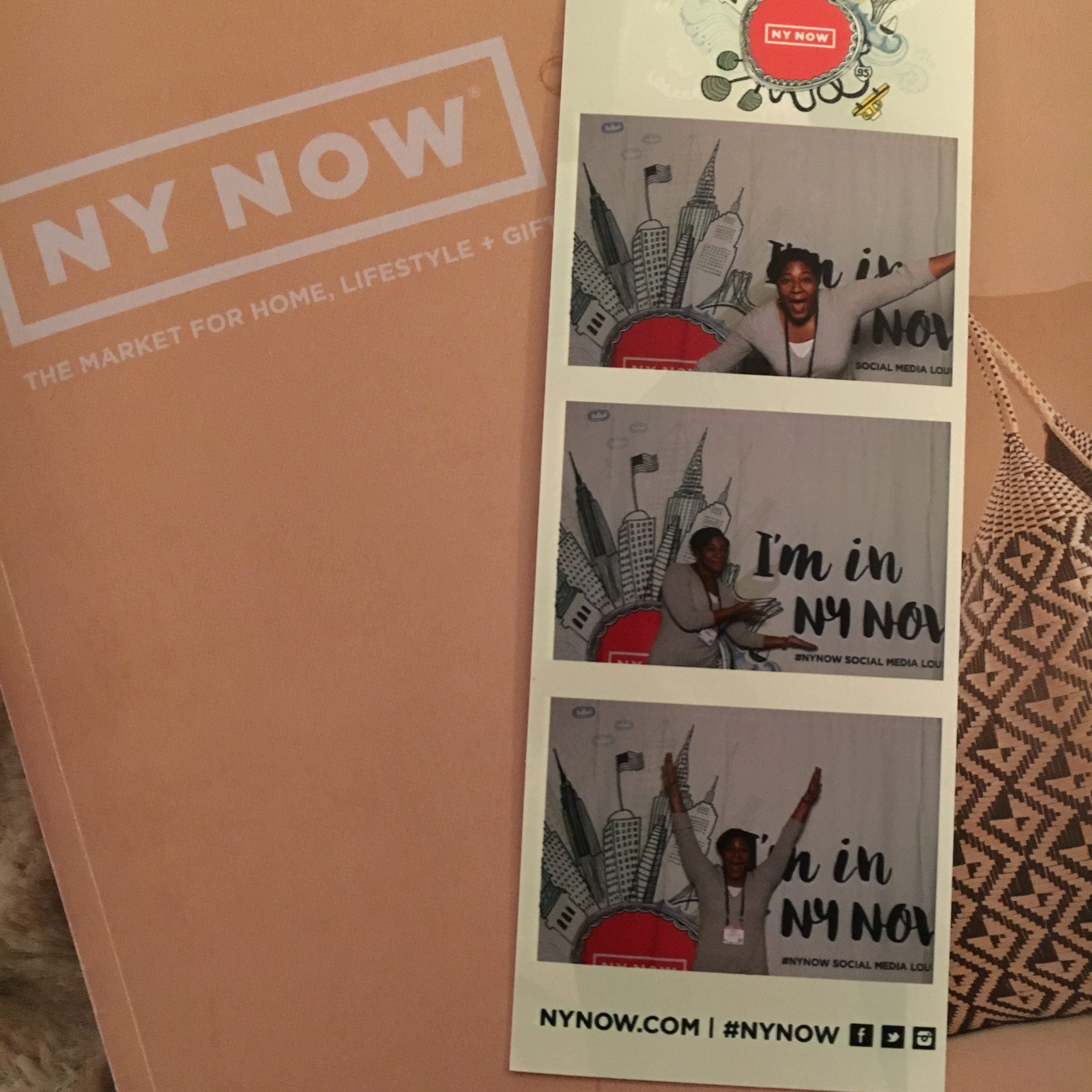 My first time visiting…… NYNOW – A Charming Space